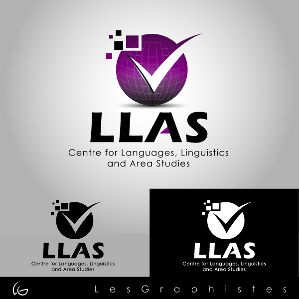 Logo Design by Les-Graphistes - Entry No. 85 in the Logo Design Contest Centre for Languages, Linguistics & Area Studies REBRAND.