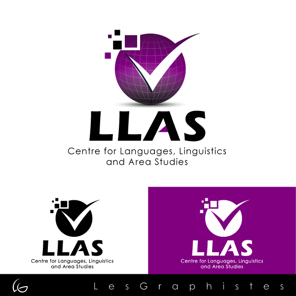 Logo Design by Les-Graphistes - Entry No. 86 in the Logo Design Contest Centre for Languages, Linguistics & Area Studies REBRAND.