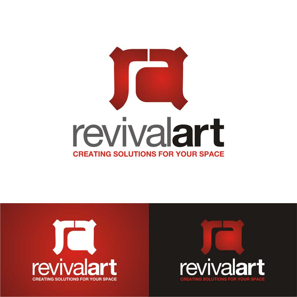 Logo Design by flashsan - Entry No. 66 in the Logo Design Contest Revival Art.