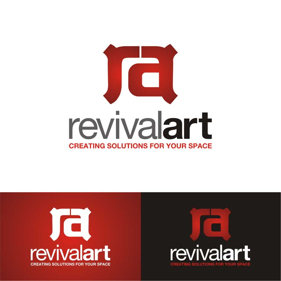 Logo Design by flashsan - Entry No. 67 in the Logo Design Contest Revival Art.