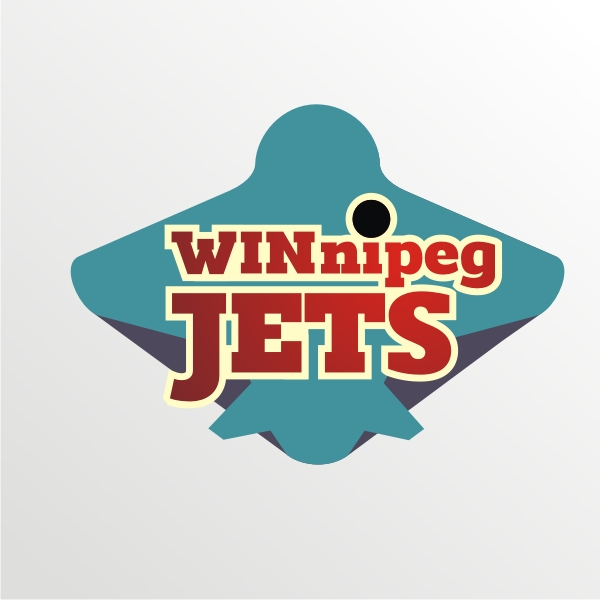 Logo Design by Autoanswer - Entry No. 51 in the Logo Design Contest Winnipeg Jets Logo Design Contest.