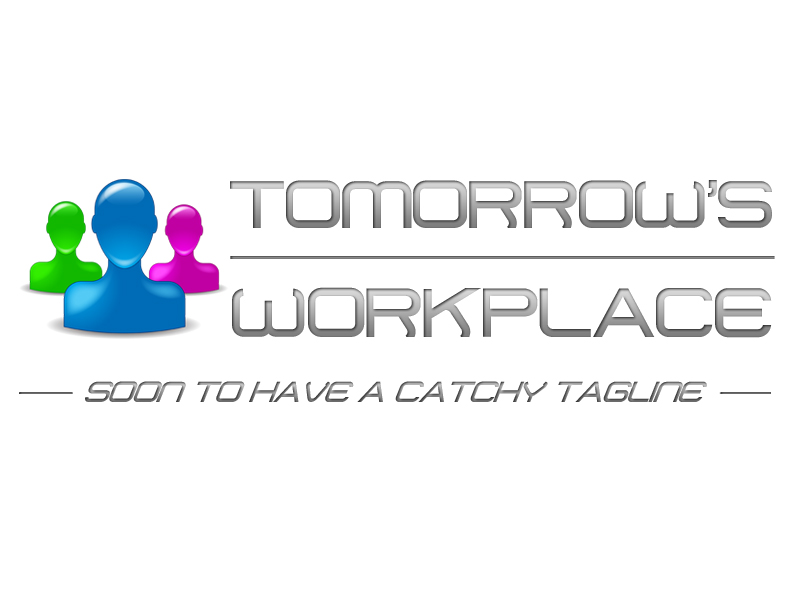 Logo Design by jcmontero - Entry No. 116 in the Logo Design Contest Tomorrow's Workplace.