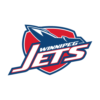 Logo Design by foss - Entry No. 53 in the Logo Design Contest Winnipeg Jets Logo Design Contest.