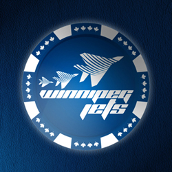 Logo Design by lestari - Entry No. 75 in the Logo Design Contest Winnipeg Jets Logo Design Contest.