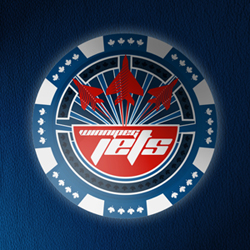 Logo Design by lestari - Entry No. 76 in the Logo Design Contest Winnipeg Jets Logo Design Contest.