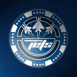 Logo Design by lestari - Entry No. 77 in the Logo Design Contest Winnipeg Jets Logo Design Contest.