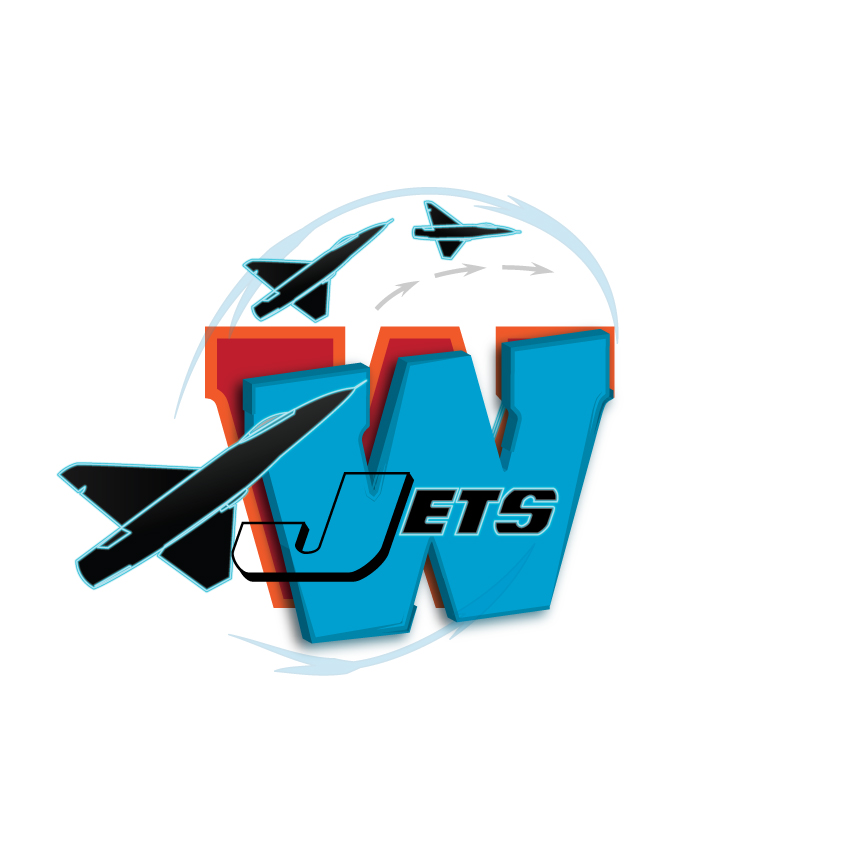 Logo Design by Private User - Entry No. 86 in the Logo Design Contest Winnipeg Jets Logo Design Contest.