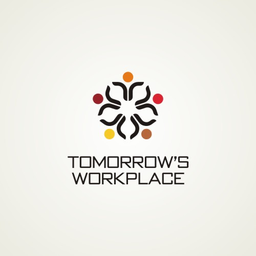 Logo Design by mare-ingenii - Entry No. 124 in the Logo Design Contest Tomorrow's Workplace.