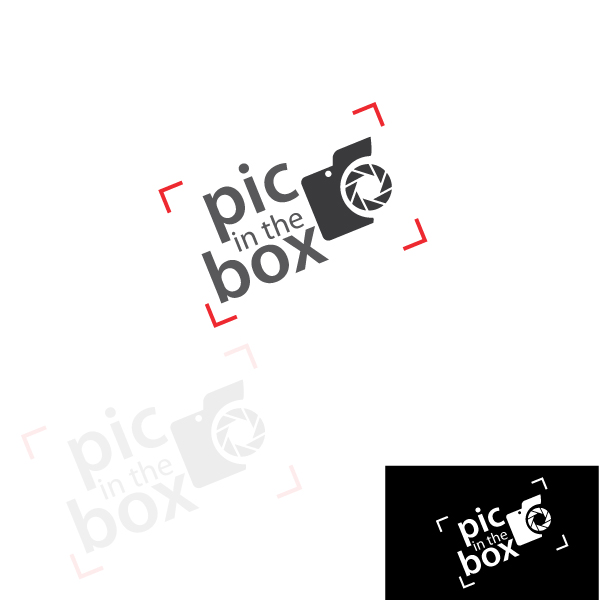 Logo Design by lumerb - Entry No. 136 in the Logo Design Contest Events photography business logo.