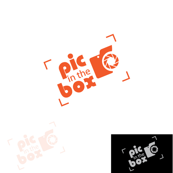 Logo Design by lumerb - Entry No. 138 in the Logo Design Contest Events photography business logo.