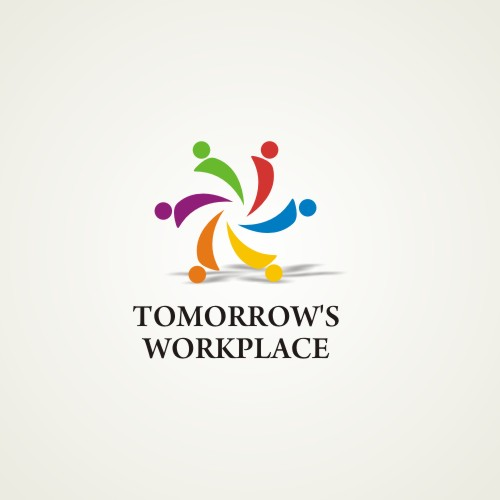 Logo Design by mare-ingenii - Entry No. 126 in the Logo Design Contest Tomorrow's Workplace.