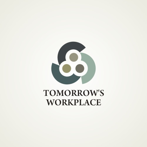 Logo Design by mare-ingenii - Entry No. 127 in the Logo Design Contest Tomorrow's Workplace.