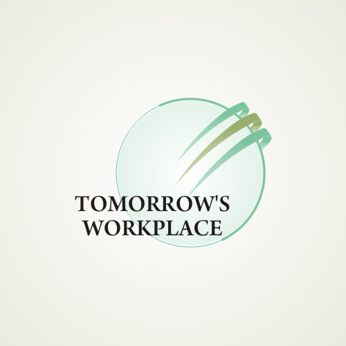 Logo Design by mare-ingenii - Entry No. 133 in the Logo Design Contest Tomorrow's Workplace.