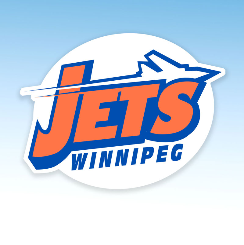 Logo Design by baligraph - Entry No. 113 in the Logo Design Contest Winnipeg Jets Logo Design Contest.