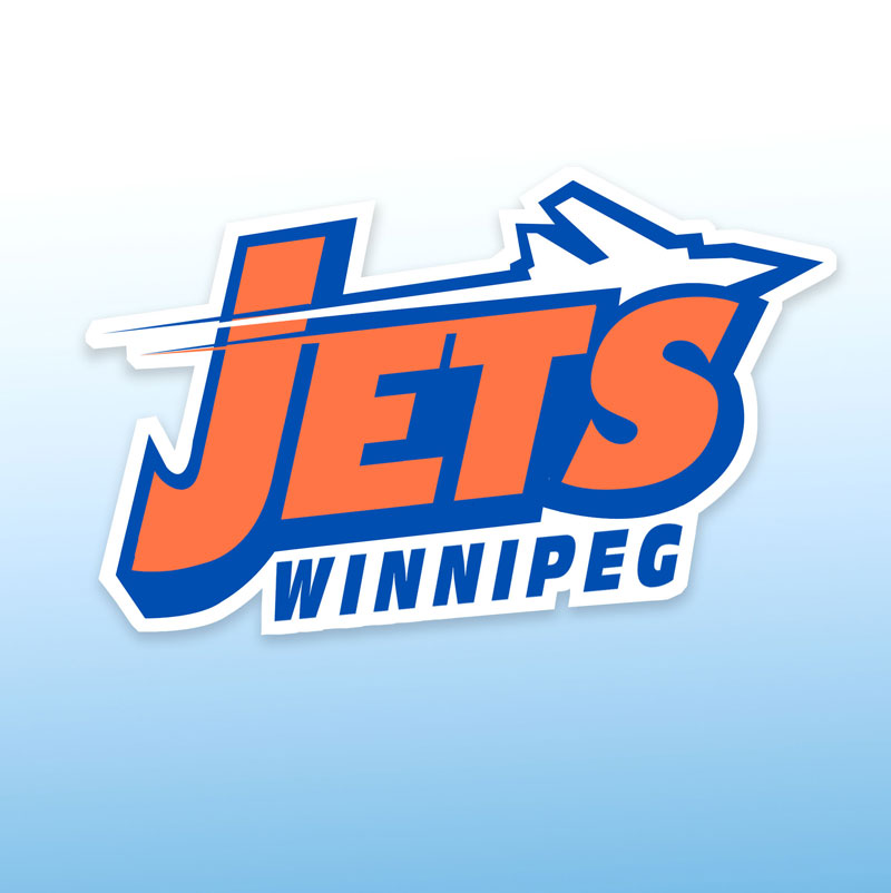 Logo Design by baligraph - Entry No. 114 in the Logo Design Contest Winnipeg Jets Logo Design Contest.
