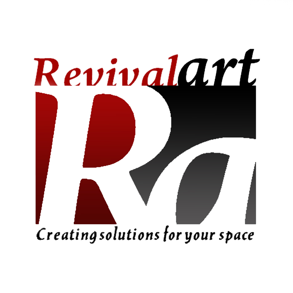 Logo Design by lapakera - Entry No. 68 in the Logo Design Contest Revival Art.