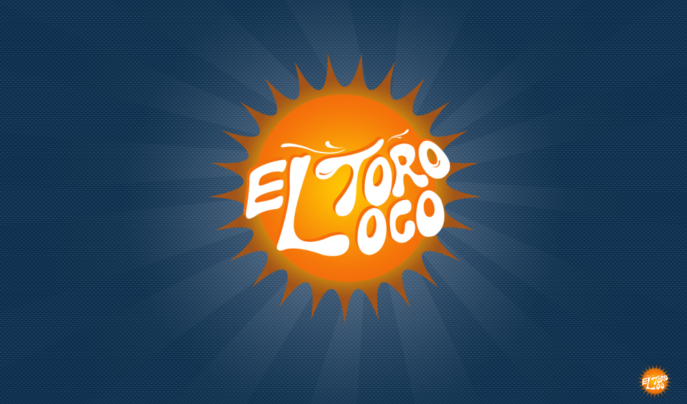 Logo Design by Private User - Entry No. 3 in the Logo Design Contest EL TORO LOCO.