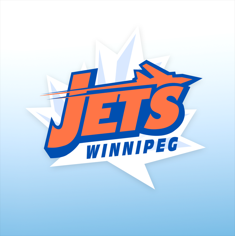 Logo Design by baligraph - Entry No. 154 in the Logo Design Contest Winnipeg Jets Logo Design Contest.