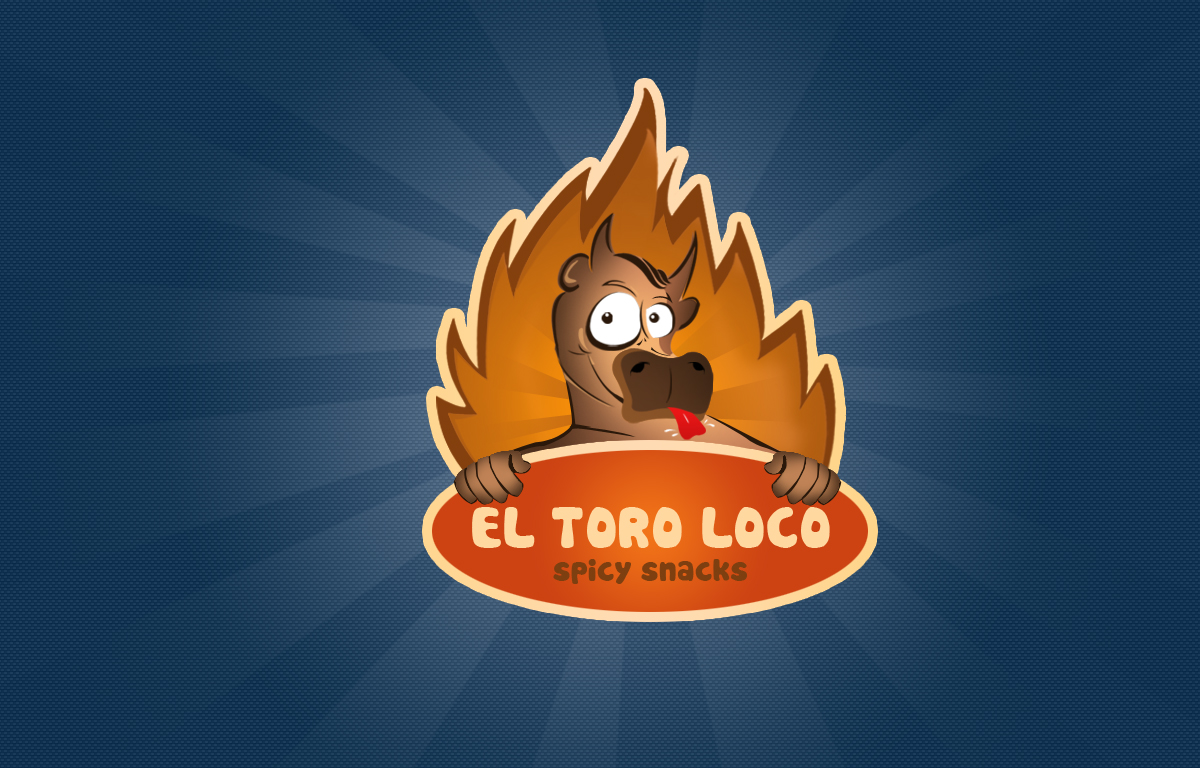 Logo Design by Private User - Entry No. 12 in the Logo Design Contest EL TORO LOCO.