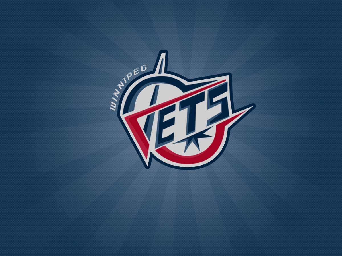Logo Design by Private User - Entry No. 165 in the Logo Design Contest Winnipeg Jets Logo Design Contest.