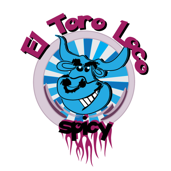 Logo Design by Private User - Entry No. 22 in the Logo Design Contest EL TORO LOCO.