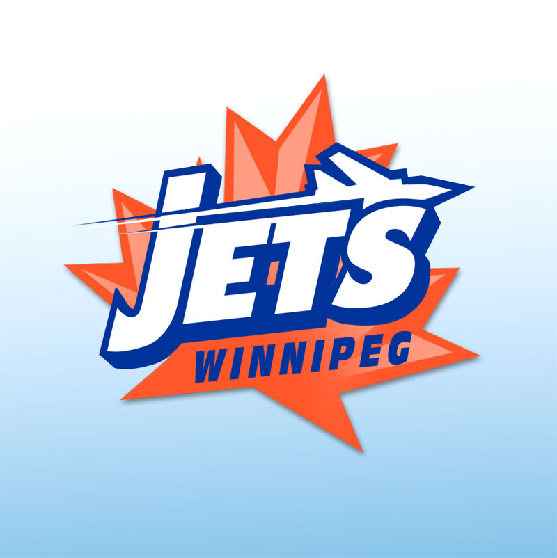 Logo Design by baligraph - Entry No. 168 in the Logo Design Contest Winnipeg Jets Logo Design Contest.
