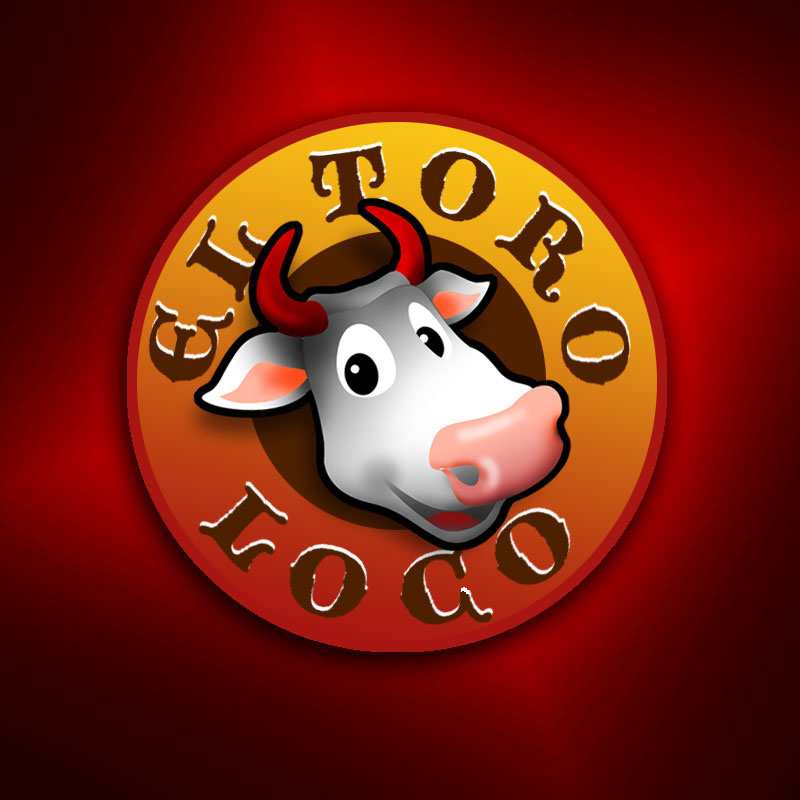 Logo Design by baligraph - Entry No. 28 in the Logo Design Contest EL TORO LOCO.