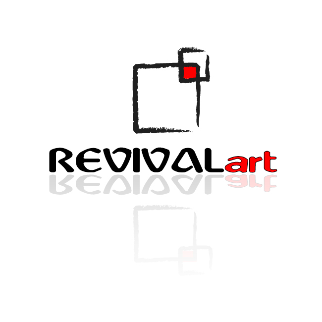 Logo Design by trav - Entry No. 71 in the Logo Design Contest Revival Art.