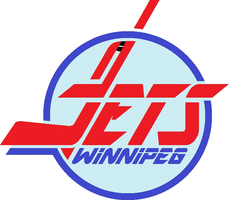 Logo Design by nikotruc - Entry No. 169 in the Logo Design Contest Winnipeg Jets Logo Design Contest.