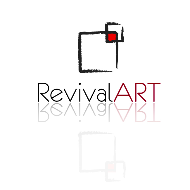 Logo Design by trav - Entry No. 72 in the Logo Design Contest Revival Art.
