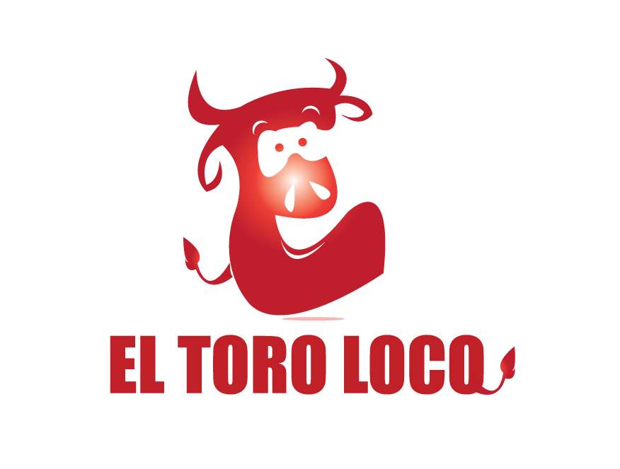 Logo Design by stormbighit - Entry No. 31 in the Logo Design Contest EL TORO LOCO.
