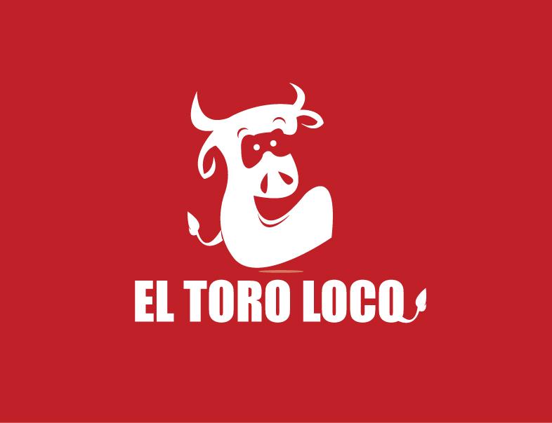 Logo Design by stormbighit - Entry No. 32 in the Logo Design Contest EL TORO LOCO.