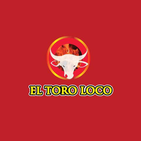 Logo Design by stormbighit - Entry No. 38 in the Logo Design Contest EL TORO LOCO.