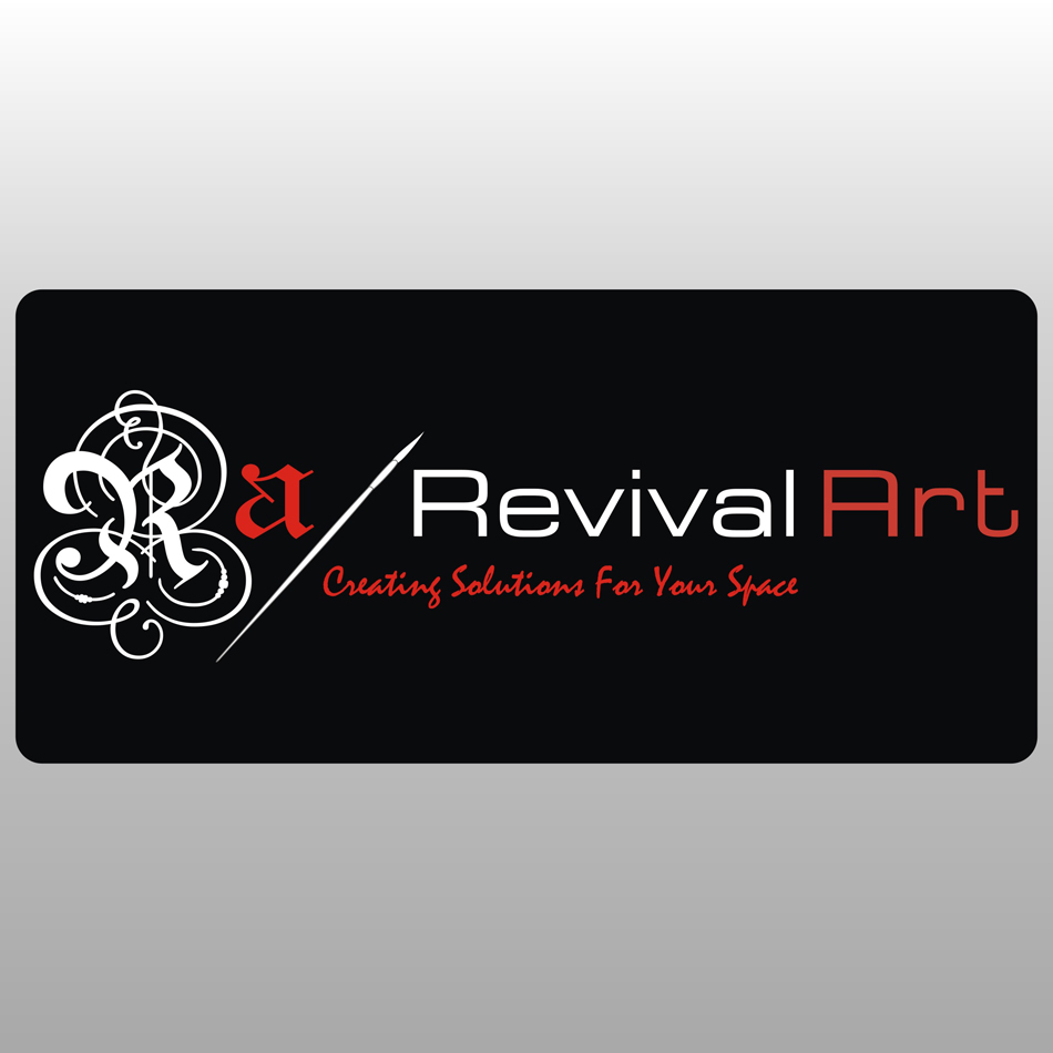 Logo Design by martinz - Entry No. 77 in the Logo Design Contest Revival Art.