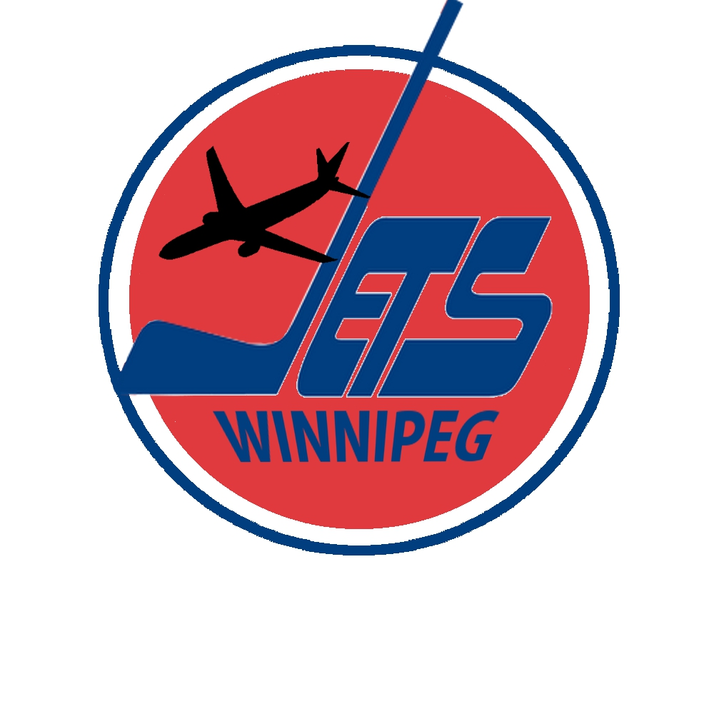 Logo Design by ChrisDenn - Entry No. 207 in the Logo Design Contest Winnipeg Jets Logo Design Contest.