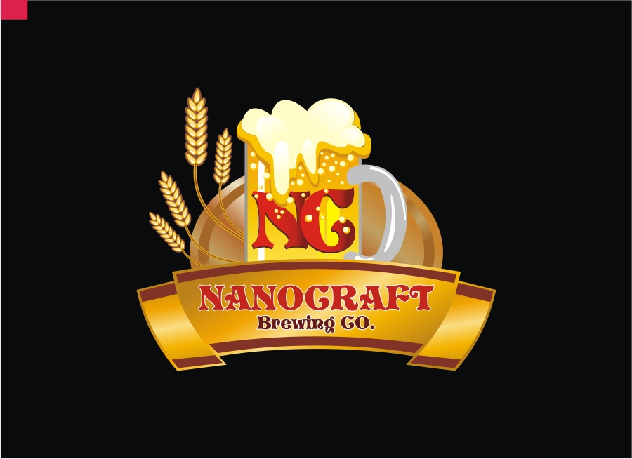 Logo Design by Private User - Entry No. 50 in the Logo Design Contest Unique Logo Design Wanted for NanoCraft Brewing Company.