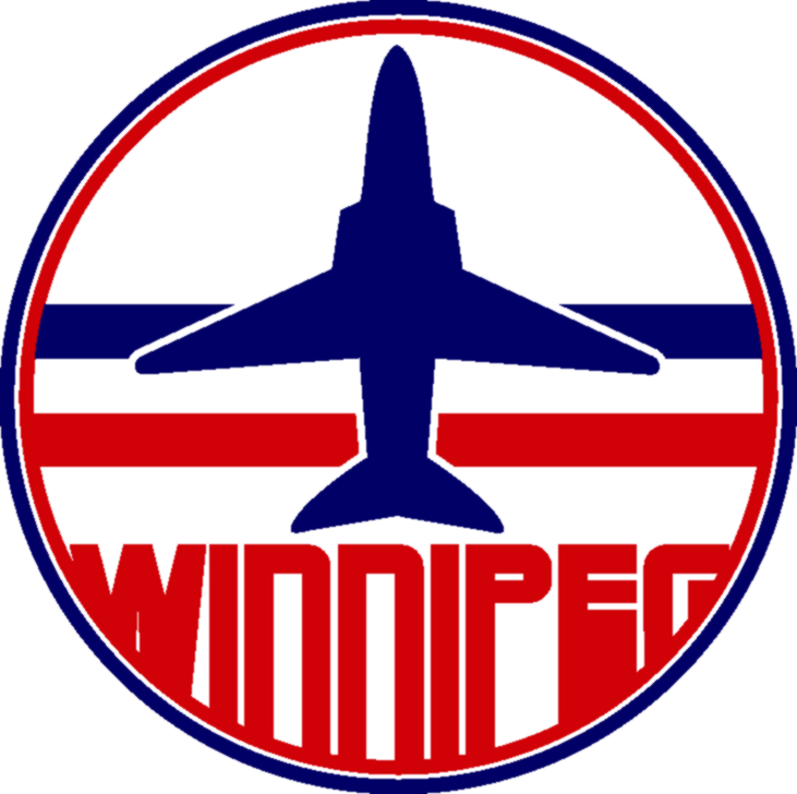 Logo Design by redscarfunion - Entry No. 217 in the Logo Design Contest Winnipeg Jets Logo Design Contest.