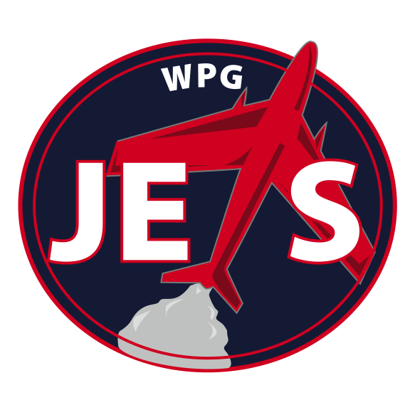 Logo Design by derrickramos - Entry No. 220 in the Logo Design Contest Winnipeg Jets Logo Design Contest.