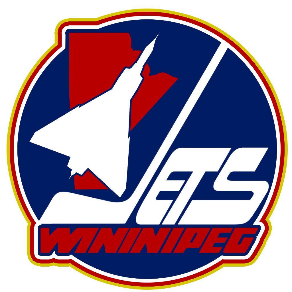 Logo Design by Winnipegwhiteout - Entry No. 221 in the Logo Design Contest Winnipeg Jets Logo Design Contest.