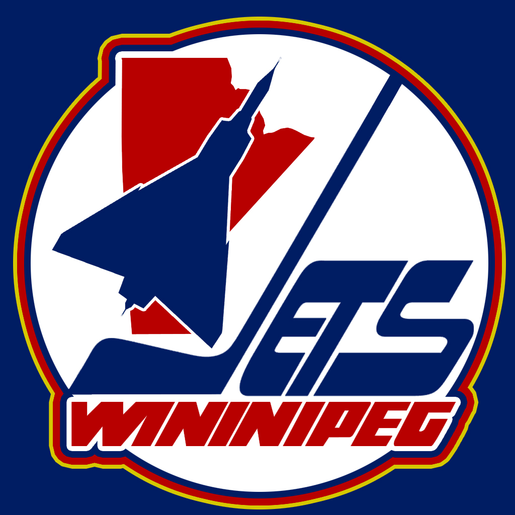 Logo Design by Winnipegwhiteout - Entry No. 222 in the Logo Design Contest Winnipeg Jets Logo Design Contest.