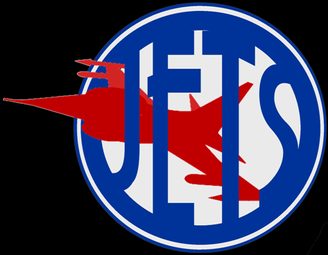 Logo Design by Michael Shaw - Entry No. 228 in the Logo Design Contest Winnipeg Jets Logo Design Contest.