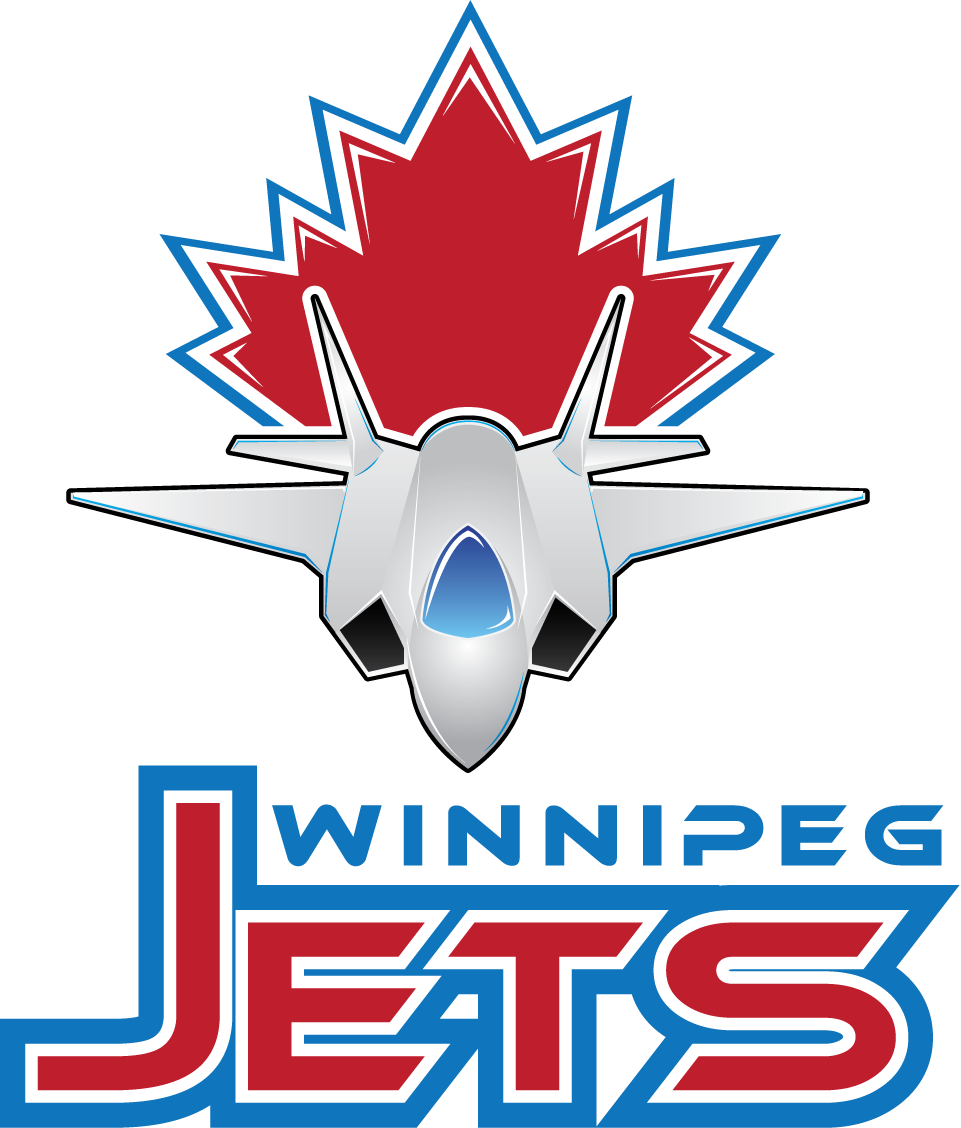 Logo Design by Private User - Entry No. 231 in the Logo Design Contest Winnipeg Jets Logo Design Contest.