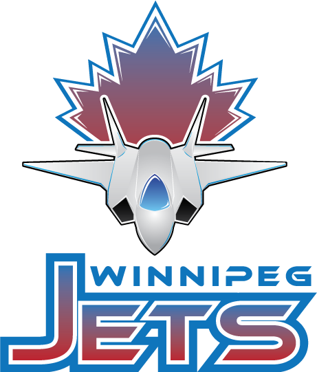 Logo Design by Private User - Entry No. 232 in the Logo Design Contest Winnipeg Jets Logo Design Contest.