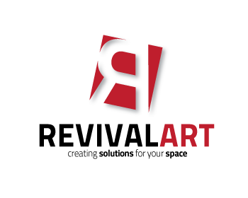Logo Design by Desine_Guy - Entry No. 84 in the Logo Design Contest Revival Art.