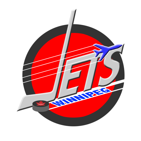 Logo Design by pywpg - Entry No. 236 in the Logo Design Contest Winnipeg Jets Logo Design Contest.
