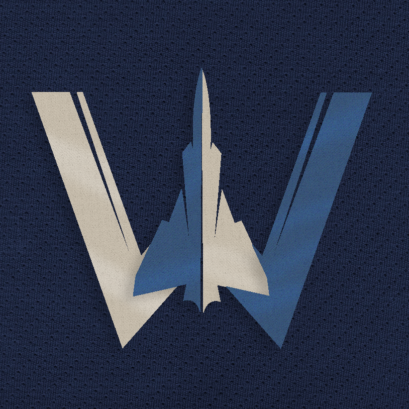 Logo Design by deadtrends - Entry No. 245 in the Logo Design Contest Winnipeg Jets Logo Design Contest.