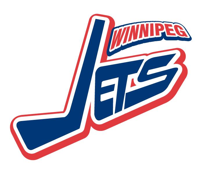 Logo Design by florianfernandez - Entry No. 248 in the Logo Design Contest Winnipeg Jets Logo Design Contest.