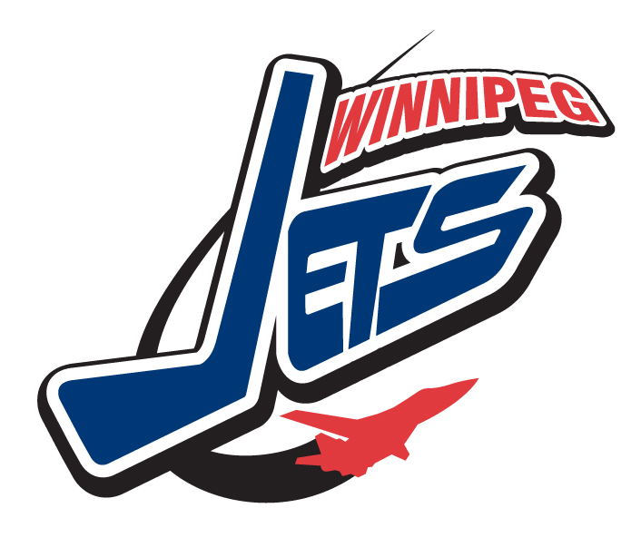 Logo Design by florianfernandez - Entry No. 249 in the Logo Design Contest Winnipeg Jets Logo Design Contest.