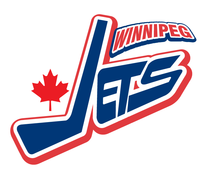 Logo Design by florianfernandez - Entry No. 250 in the Logo Design Contest Winnipeg Jets Logo Design Contest.