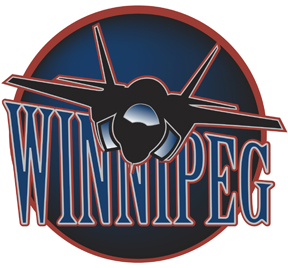 Logo Design by seabass - Entry No. 254 in the Logo Design Contest Winnipeg Jets Logo Design Contest.